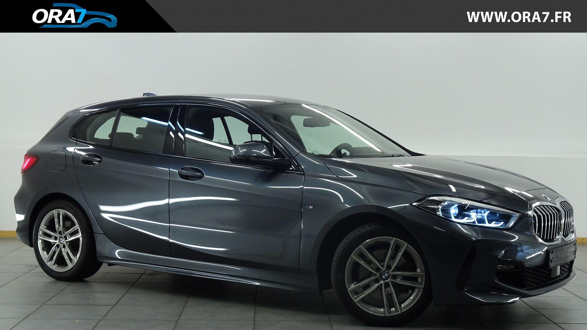 Nouvelle BMW SERIE 1 (F40) 118DA 150CH M SPORT 8CV en leasing chez Click&Lease