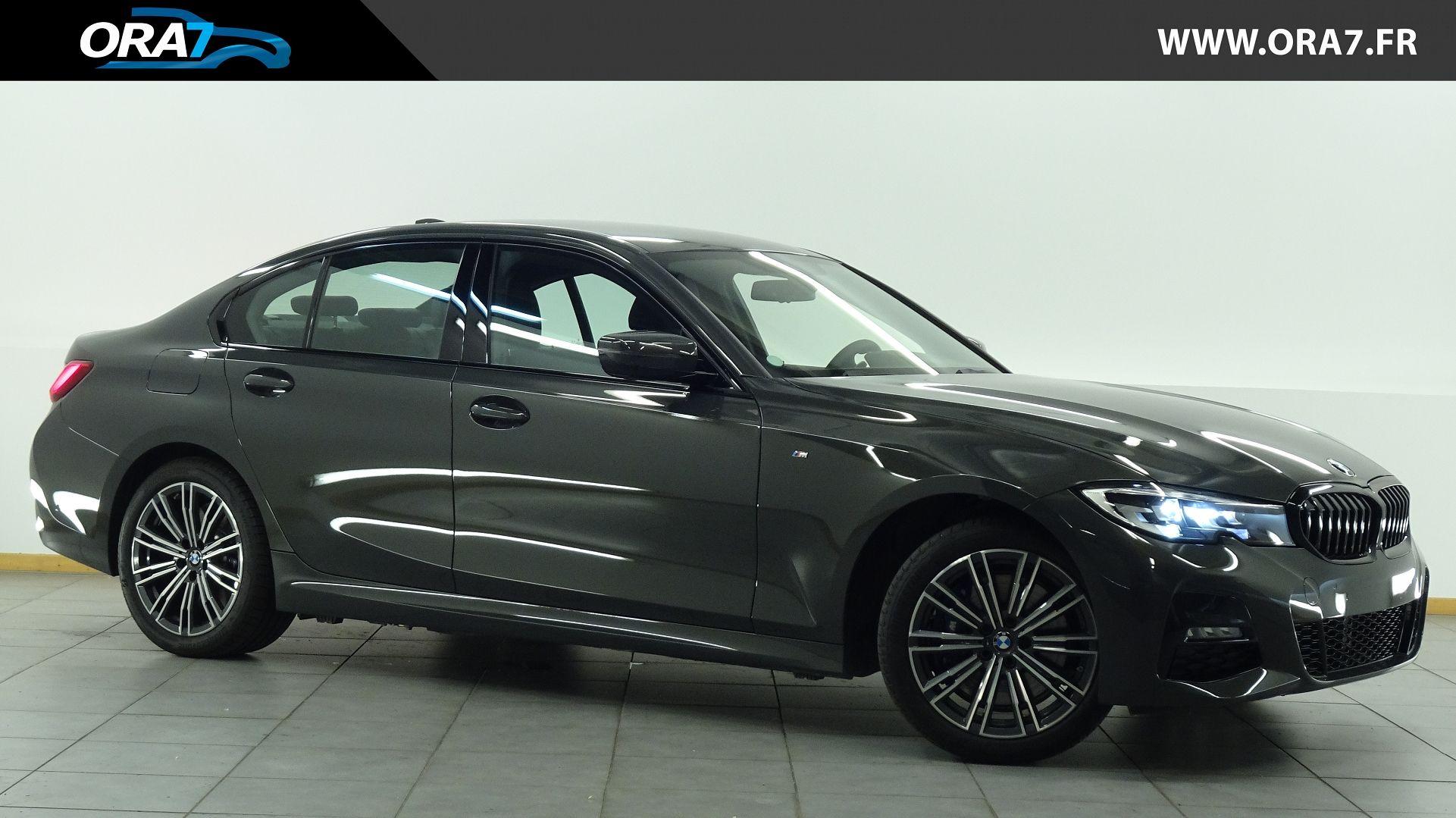 Nouvelle BMW SERIE 3 (G20) 330EA XDRIVE 292CH M SPORT en leasing chez Click and Lease