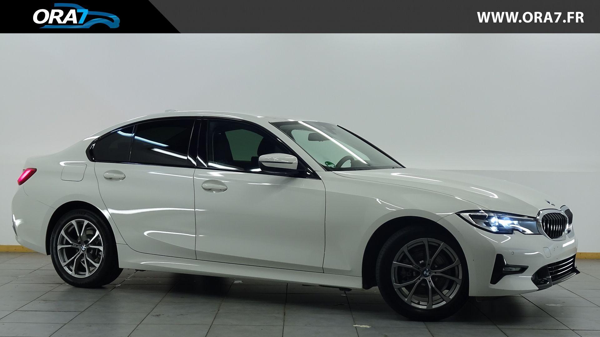 Nouvelle BMW SERIE 3 (G20) 318D 150CH EDITION SPORT en leasing chez Click&Lease