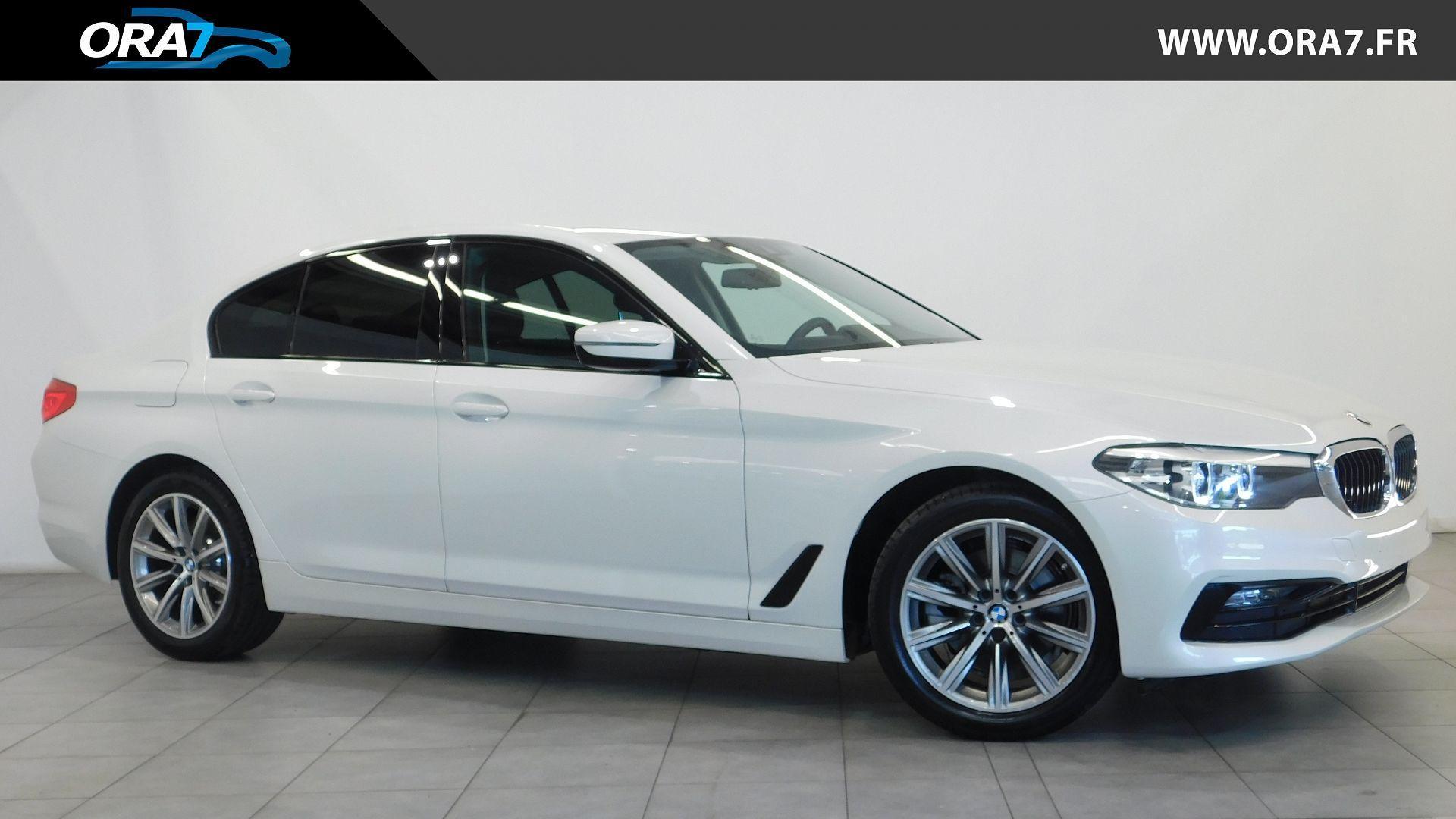 Nouvelle BMW SERIE 5 (G30) 520IA 184CH BUSINESS DESIGN EURO6D-T en leasing chez Click&Lease