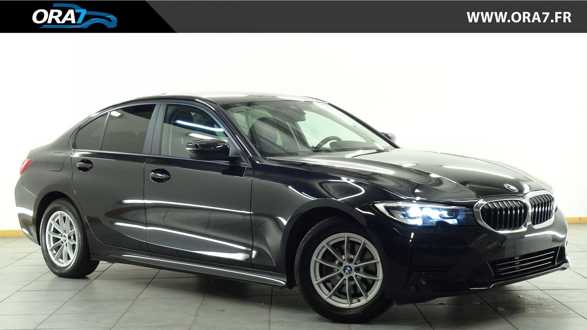 Nouvelle BMW SERIE 3 (G20) 320DA 190CH LOUNGE en leasing chez Click&Lease