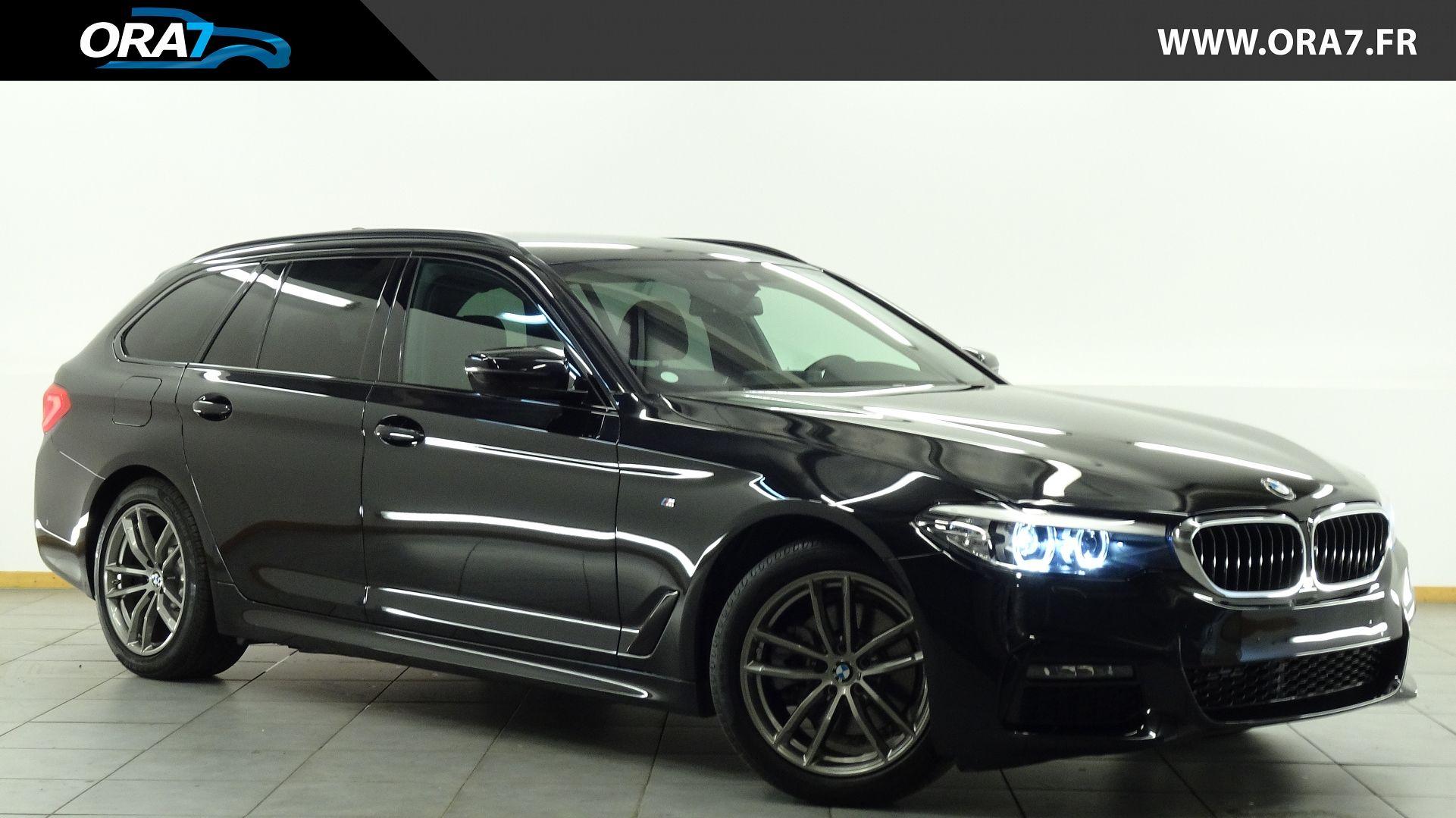 Nouvelle BMW SERIE 5 TOURING (G31) 520DA XDRIVE 190CH M SPORT STEPTRONIC en leasing chez Click&Lease
