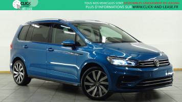 VOLKSWAGEN TOURAN 1.4 TSI 150CH BLUEMOTION TECHNOLOGY CONNECT DSG7 7 PLACES