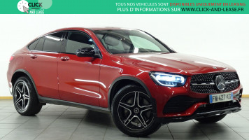 MERCEDES GLC COUPE 220 D 194CH AMG LINE 4MATIC 9G-TRONIC en leasing · Click&Lease