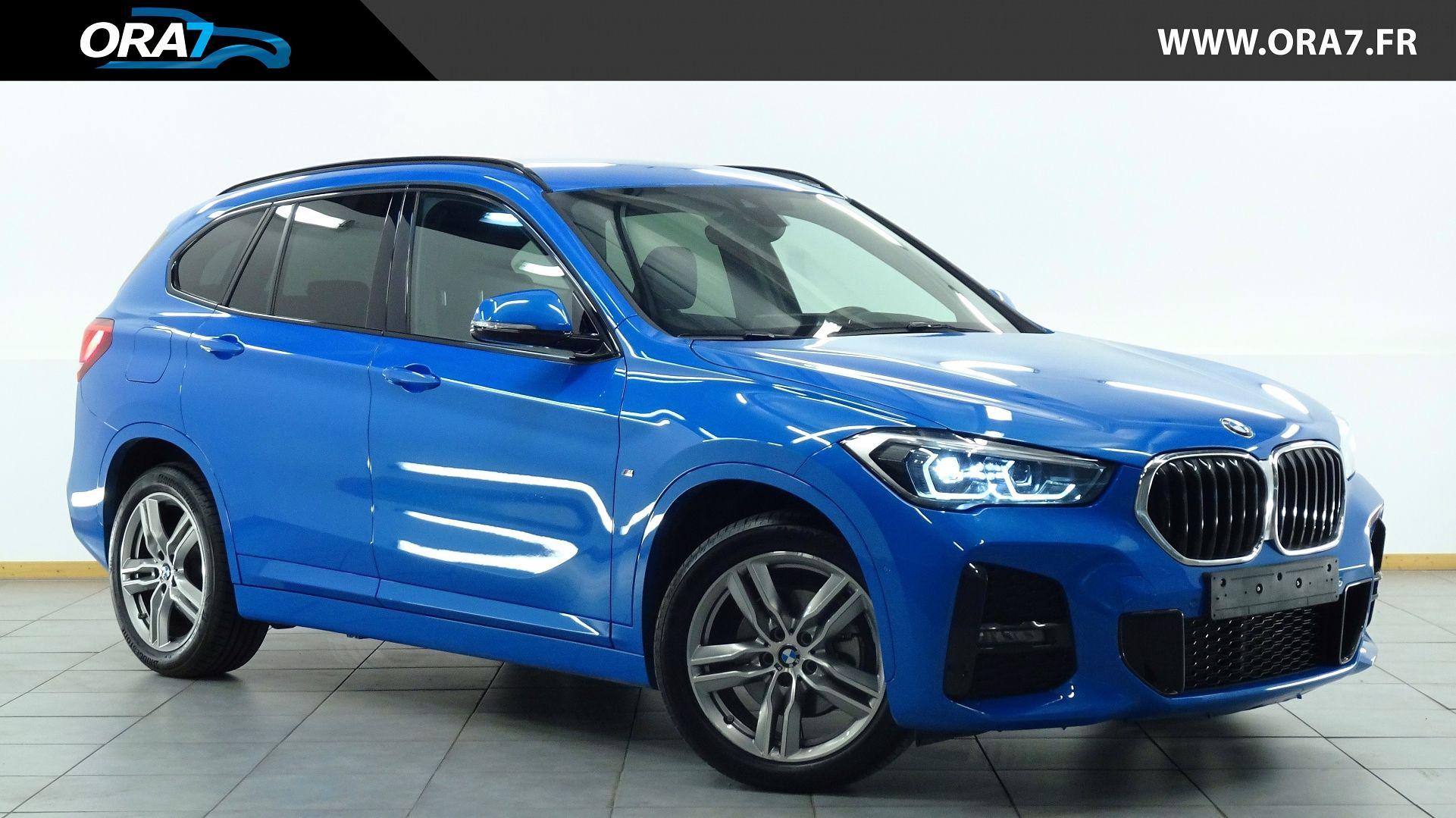 Nouvelle BMW X1 (F48) SDRIVE18DA 150CH M SPORT en leasing chez Click&Lease